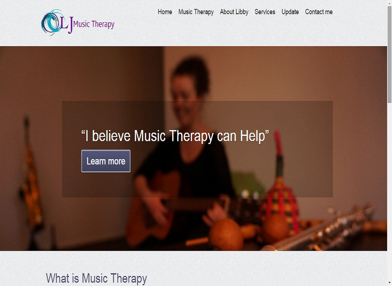 LJ Music Therapy